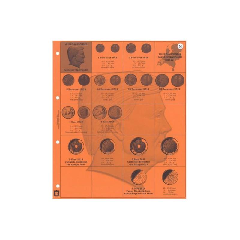 Hartberger aanvulblad voor het Album Alexander (oranje ) 2018