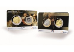 Nederland 2019 Holland coin Fair coincard thema Rembrandt