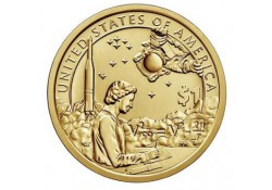 USA 1 dollar 2019 D Native Unc Voorverkoop*