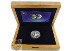 Nederland 2009 5 Euro Manhattan Zilver Proof 1e slag