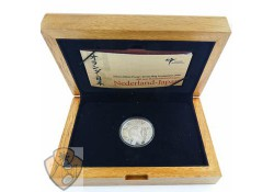 Nederland 2009 5 Euro Ned-Japan Zilver Proof Ceremoniële 1e slag