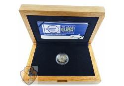 Nederland 2012 2 euro '10 jaar Euro' Ceremoniële 1e slag