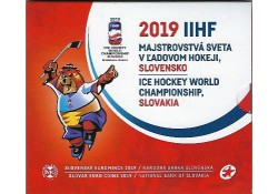 Bu set Slowakije 2019 ice Hockey