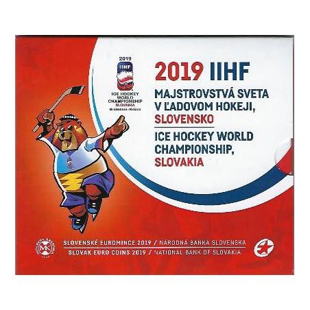 Bu set Slowakije 2019 ice Hockey