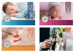 Tijdelijk babysets (3x) en huwelijk...2019