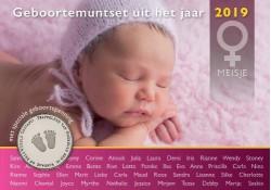 Babyset 2019 Meisje Voorverkoop*