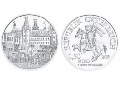 Oostenrijk 2019 1½ Wiener Neustadt 1 Ounce zilver Voorverkoop*