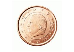 5 Cent België 1999 UNC