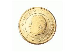10 Cent België 2001 UNC