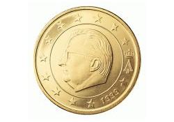 50 Cent België 2001 UNC