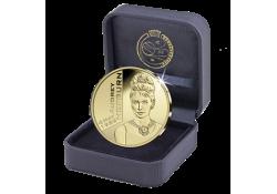België 2019 25 euro '90 jaar Audrey Hepburn' Goud Proof Voorverkoop*