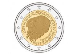 2 euro Portugal 2019 Ferdinand Magellan Unc