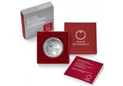 Oostenrijk 2019 20 euro '50 jaar maanlanding 'zilver proof
