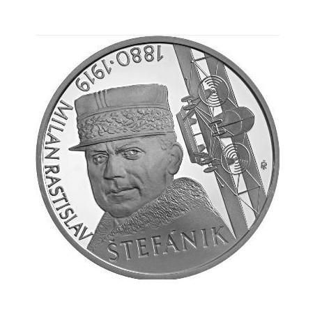 Slowakije 2019 10 Euro Bu 'Stefanik'