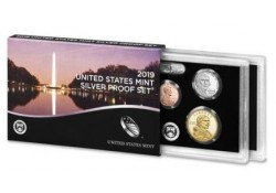 Proofsets U.S.A. 2018 S 2 pak Zilver Proof sets