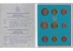 Bu set Vaticaan 2019 II met de 5 euromunt