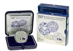 Italië 2019 5 Euro '10 jaar oprichting van de staat' FDC