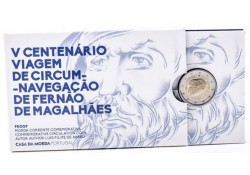 2 euro Portugal 2019 Ferdinand Magellan Proof in blister