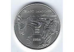 Italië 2019 5 Euro 'Cesare Maccari' Fdc/Unc