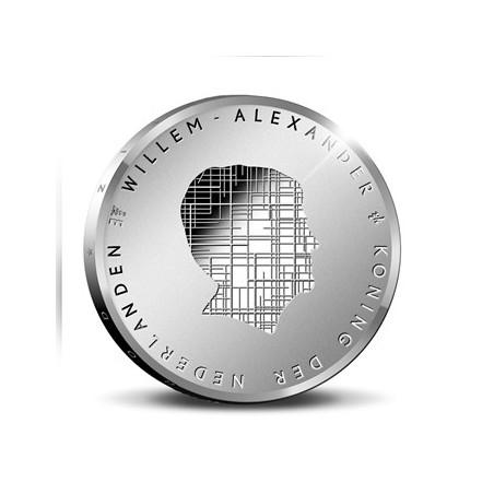 Nederland 2019 Het Beemstervijfje 1e daguitgifte in coincard Voorverkoop*