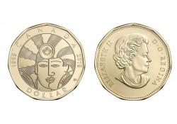 Canada 2019 1 Dollar Equality Unc