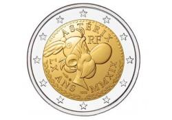 2 Euro Frankrijk 2019 Asterix Unc