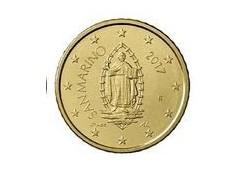 50 Cent San Marino 2019 UNC