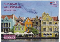 First Issue Pack nummer 3 Curaçao Willemstad
