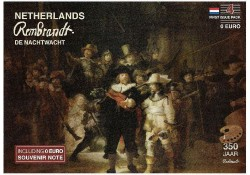 First Issue Pack nummer 4 Rembrandt De Nachtwacht