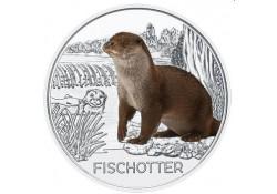 Oostenrijk 2019 3 euro Visotter Unc