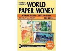 World Paper Money 1961- present 25th edition