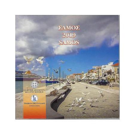 Bu set Griekenland 2019 Samos