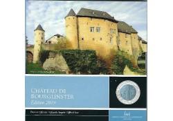 Luxemburg 2018 5 euro Château de Bourglinster