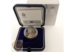 San Marino 2019 10 euro Rembrandt Zilver Proof
