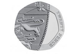 Groot Britannië 20 Pence 2019 Unc