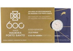 2 euro Portugal 2019 Madeira Proof