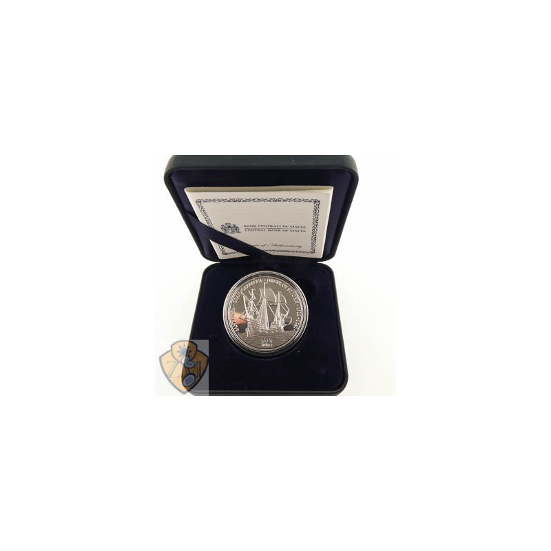 Malta 2019 10 Euro zilver Proof 'The Gran Garacca