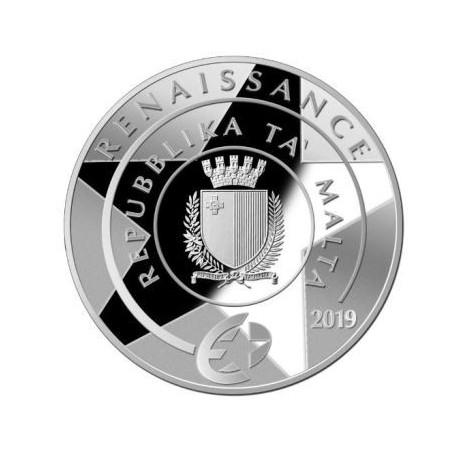Malta 2019 10 Euro zilver Proof 'The Gran Garacca'