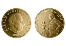 Noorwegen 2019 20 kroner Unc Gustav Vigeland