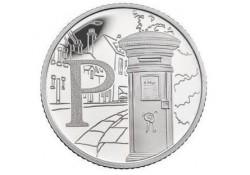 Groot Brittanië 10 Pence 2019 Unc letter P