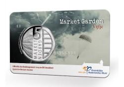 Nederland 2019 Het Market Garden Vijfje BU in Coincard Voorverkoop*