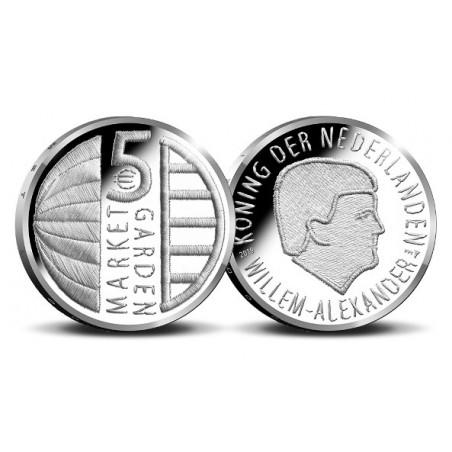 Nederland 2019 Het Market Garden Vijfje Zilver Proof in blister Voorverkoop*