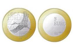 3 euro Slovenië 2019