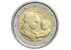 2 Euro San Marino 2019 Filippo Lippi Unc