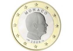Monaco 2014 1 euro UNC