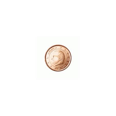 1 Cent België 2006 UNC