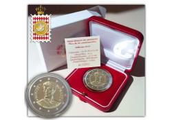 Monaco 2019 2 euro Prins Honoré IV Proof Voorverkoop*