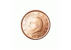 1 Cent België 2007 UNC
