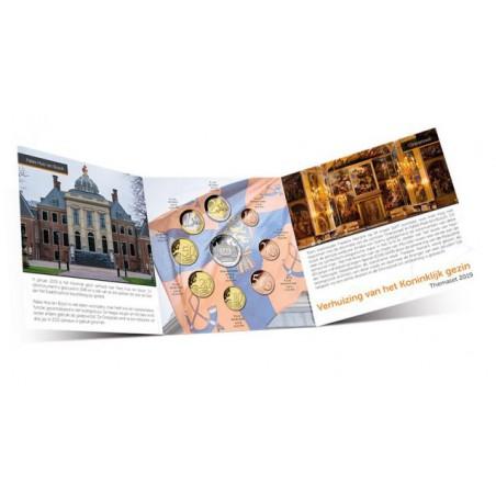 Nederland 2019 Themaset Verhuizing Koninklijk gezin Voorverkoop*