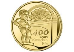 """België 2019 2½ Euro '400 jaar Manneken Pis"""" Unc Voorverkoop*"""